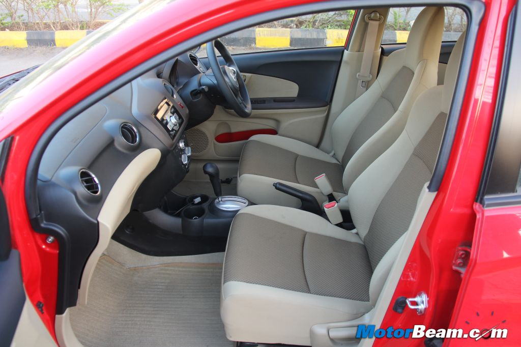 Honda Brio Automatic Performance Review