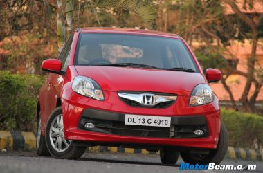 Honda To Make Airbags Standard Across Range From April 2017