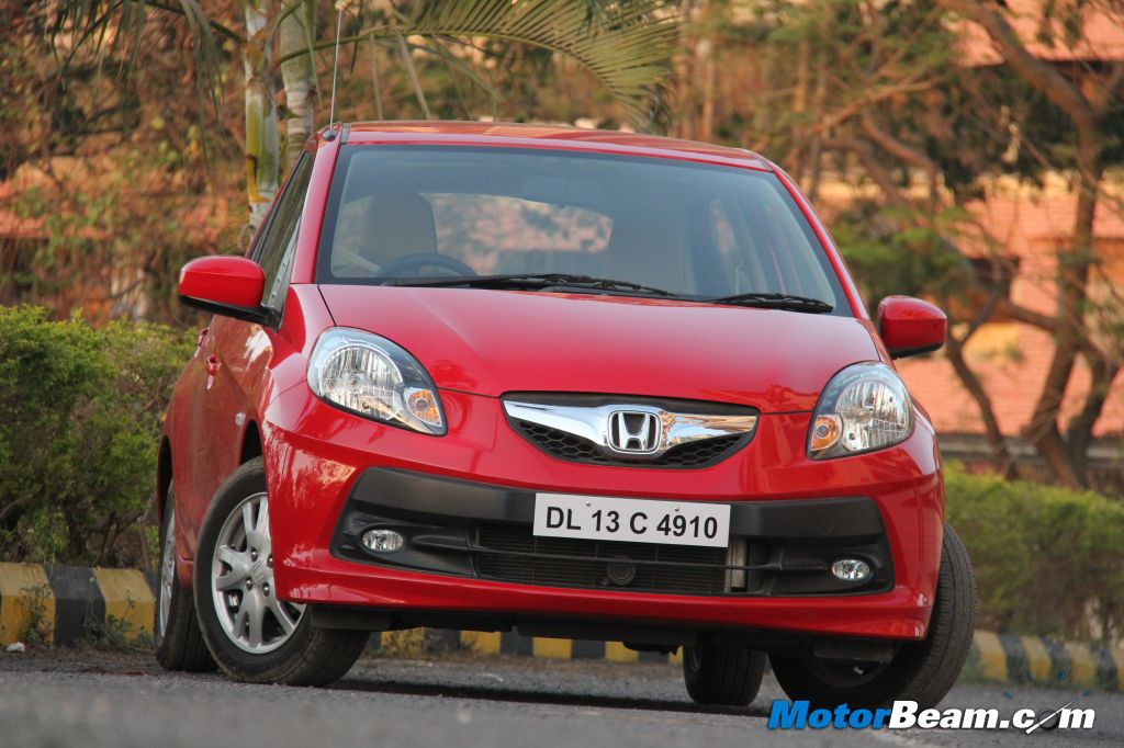 Honda Brio Automatic Road Test