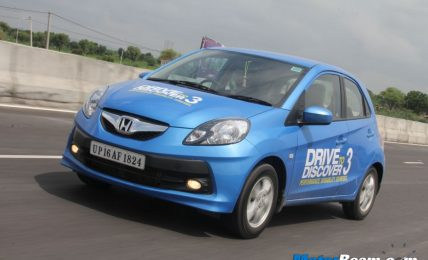 Honda Brio Drive To Discover Review