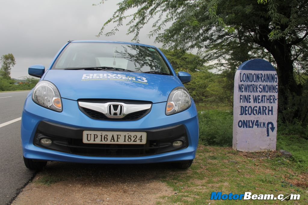 Honda To Launch New Vx Variant On Brio