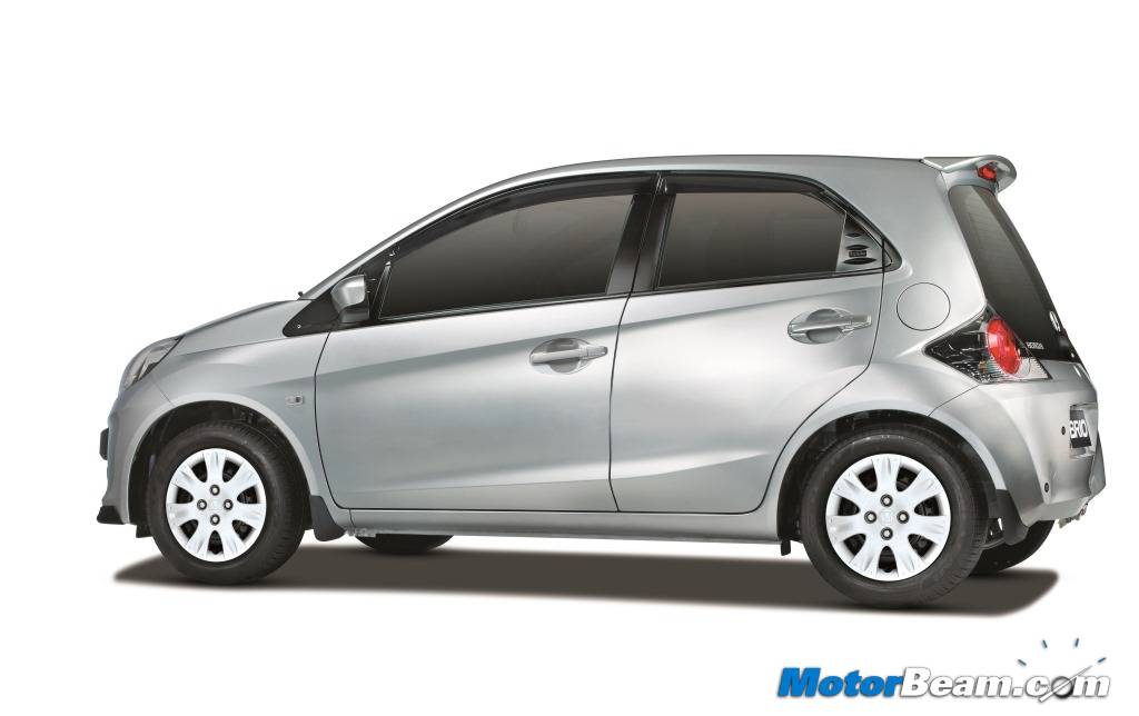 Honda Brio Exclusive Edition