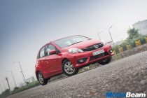 Honda Brio Facelift Review