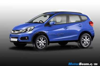 Honda Brio Compact SUV Rendered, Unveil In 2014