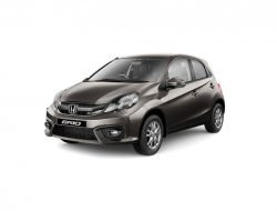 Honda Brio Specifications