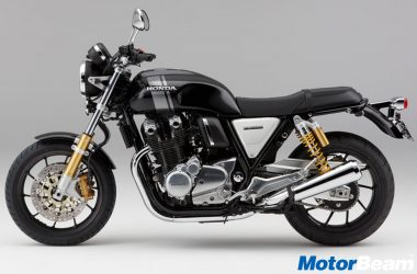Honda CB 1100 RS Test Ride Review