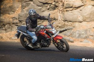 Honda CB Hornet 160R Long Term Report