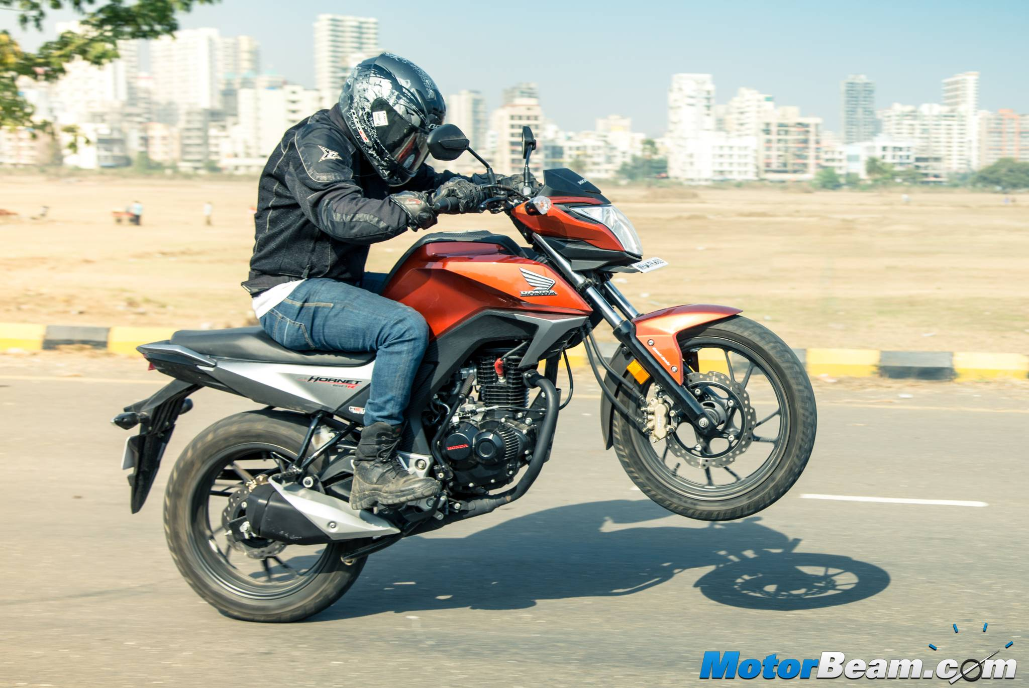 Honda CB Hornet 160R Review