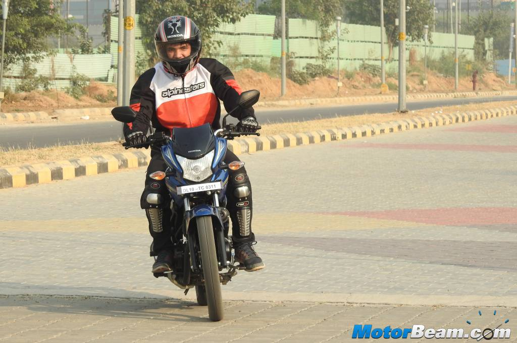 Honda CB Shine SP Road Test