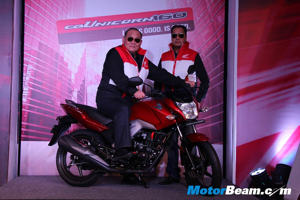 Honda Cb Unicorn 160 Launched Priced From Rs 69 350