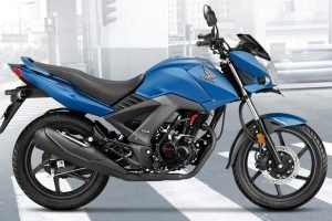 Honda CB Unicorn 160 Matte Blue