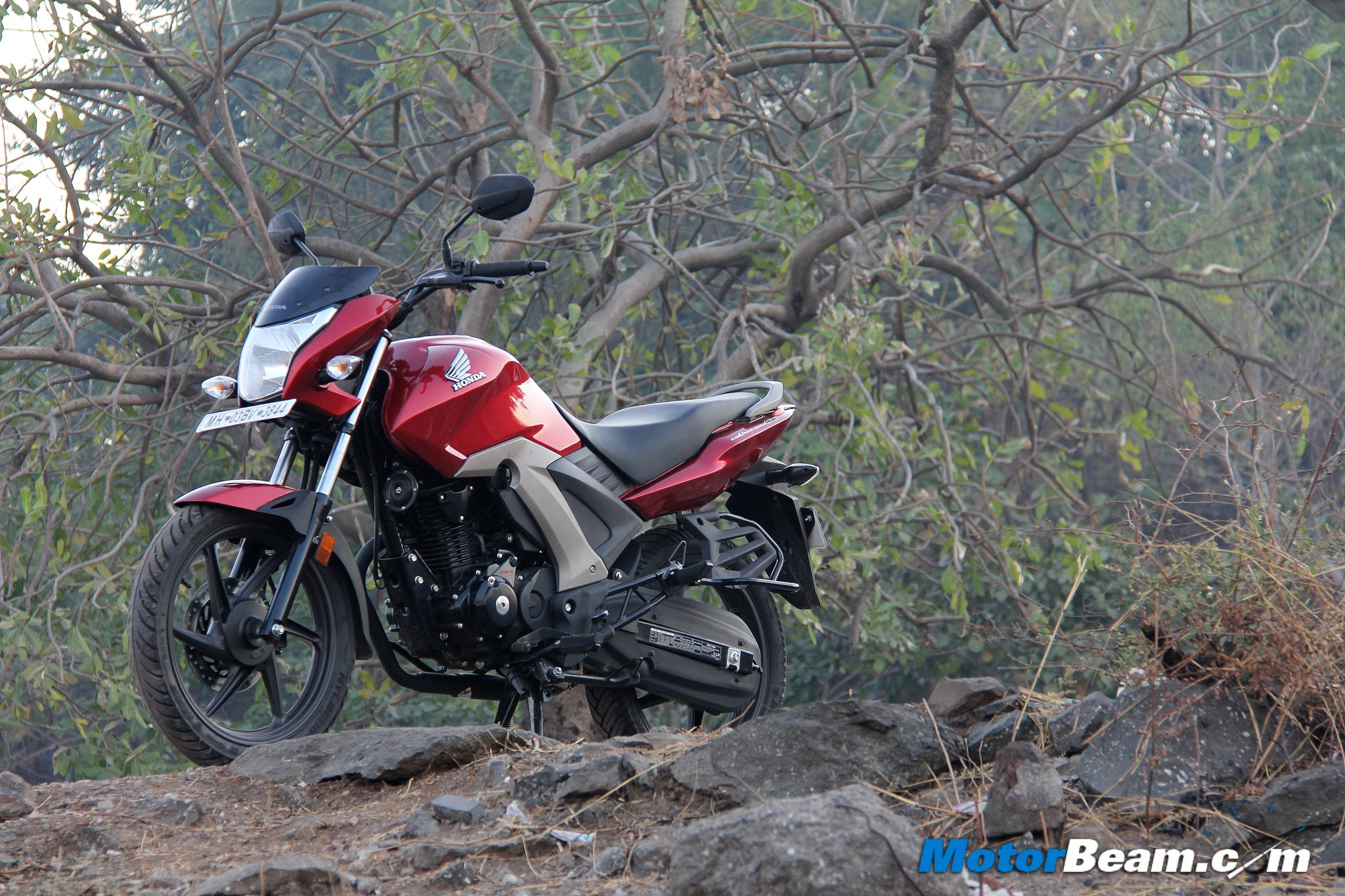 Honda CB Unicorn 160 Test Ride Review