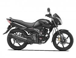 Honda CB Unicorn Black