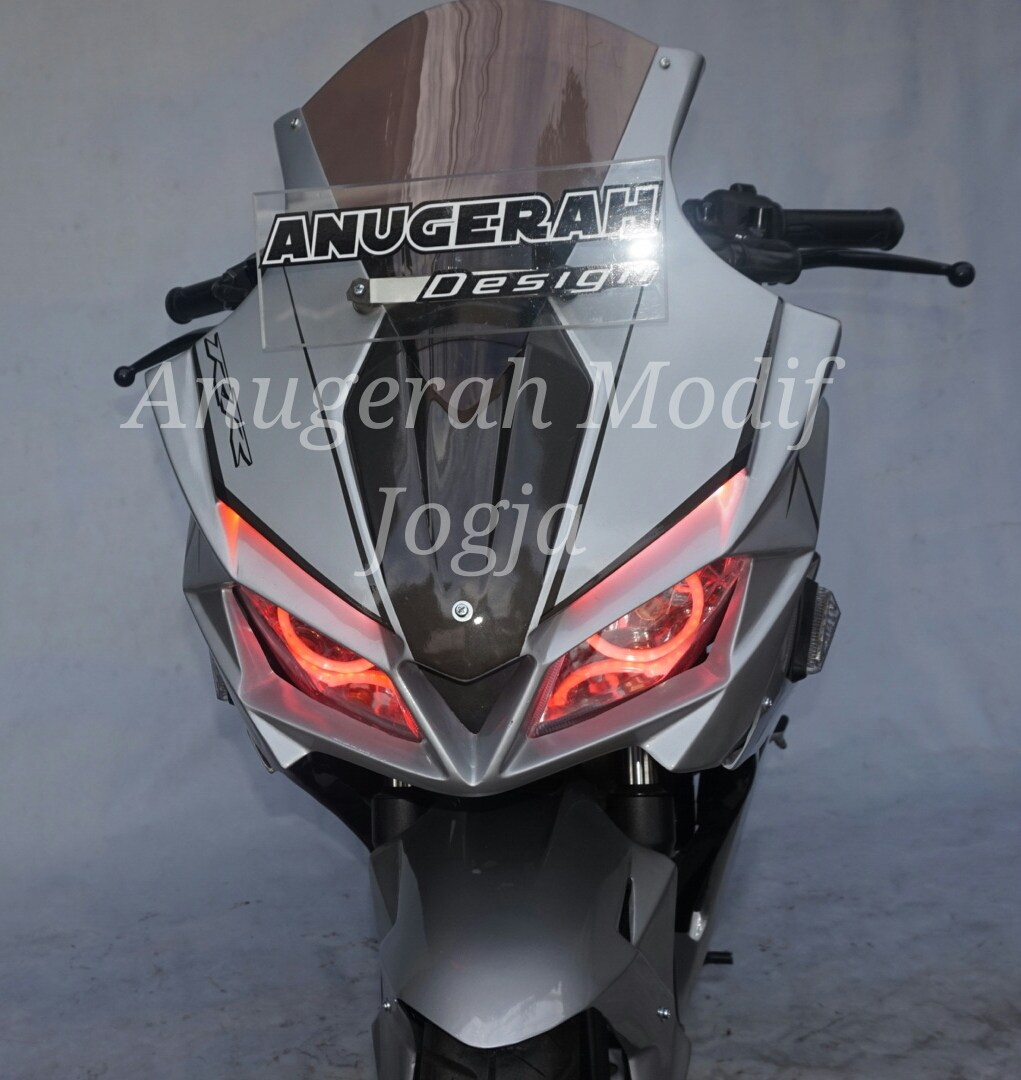 Honda CB150R Modified Headlamps