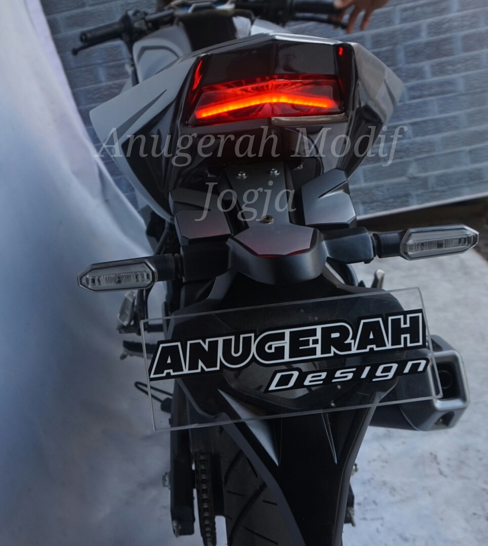 Honda CB150R Modified Tail Lamps