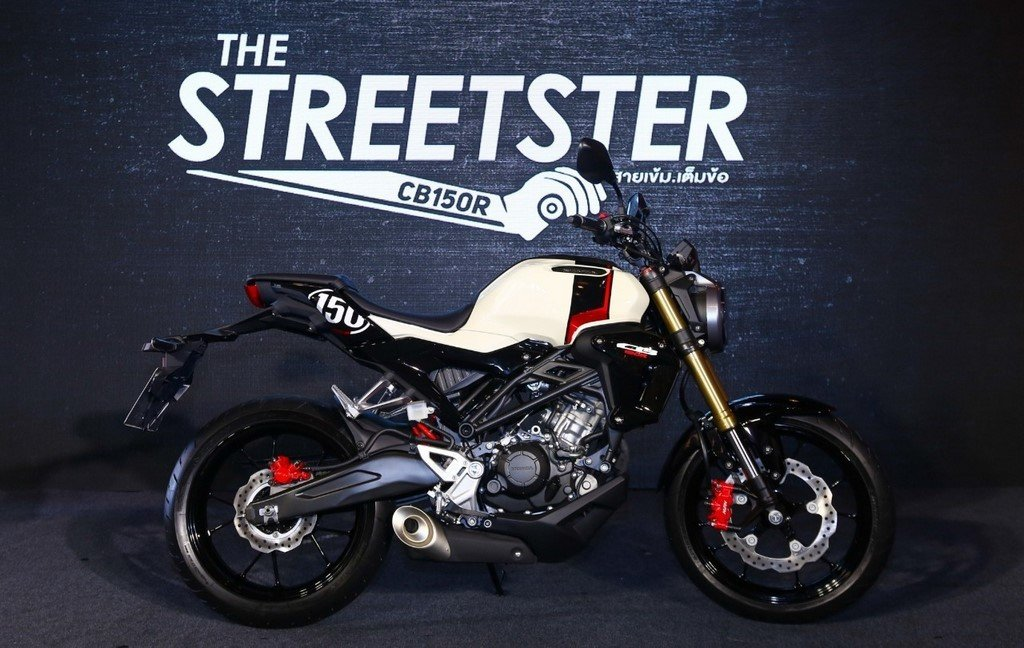 Honda CB150R Streetster Launched