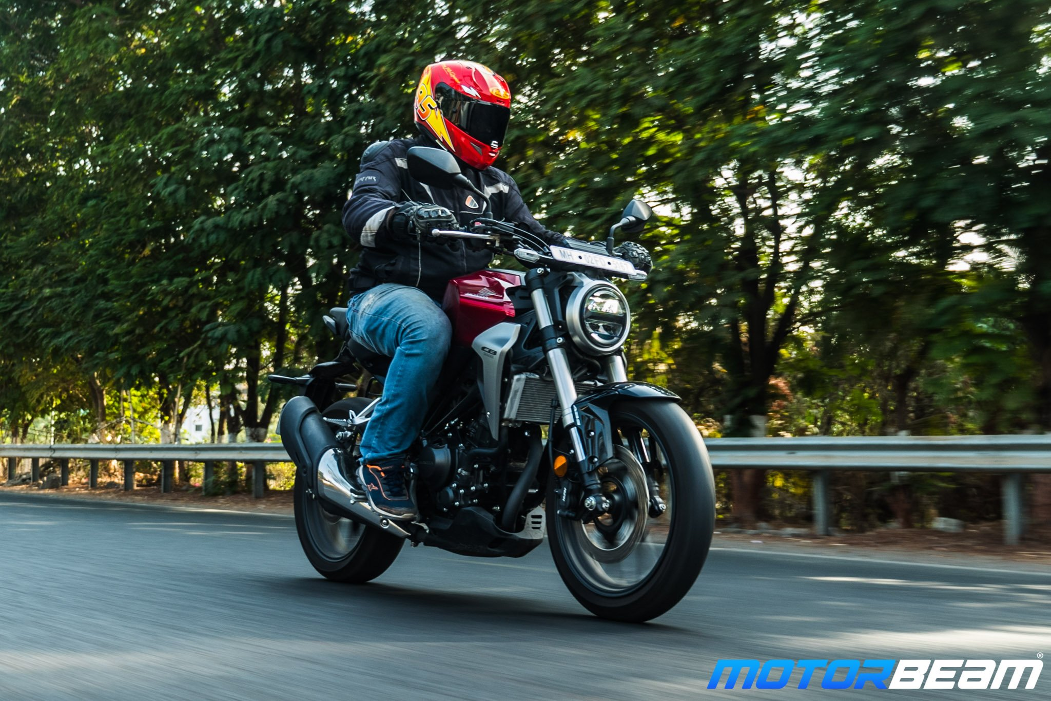 Honda CB300R Review Test Ride