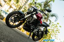 Honda CB300R Test Ride Review