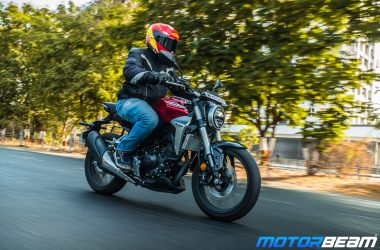 Honda CB300R Video Review