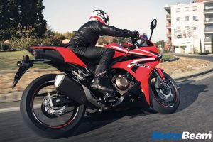 Honda CBR500R Test Ride Review