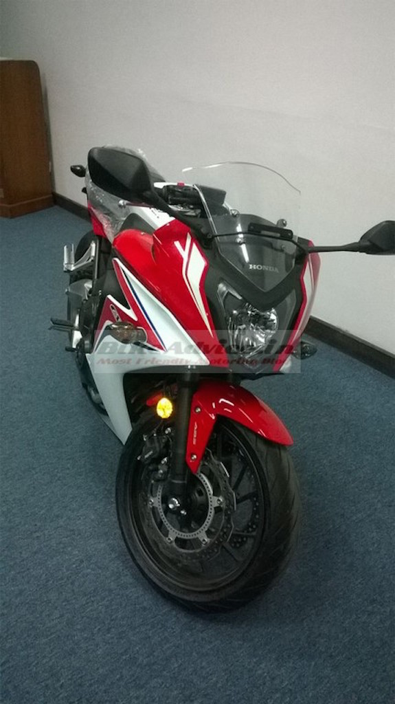 Honda CBR650F Dealer Training Prices