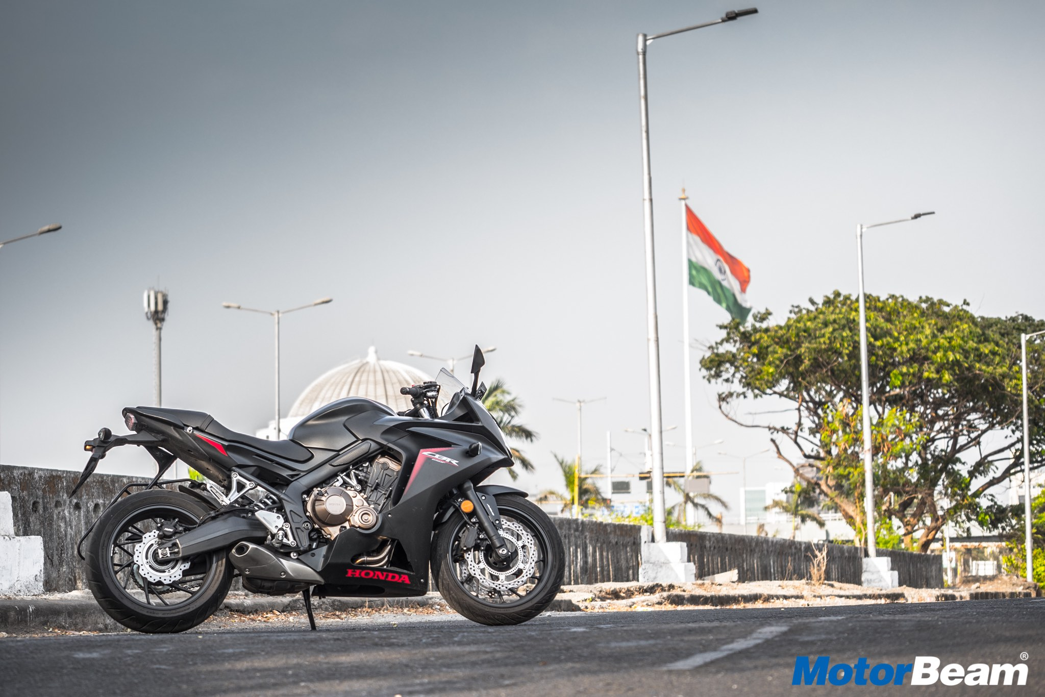 Honda CBR 650F Report Test Ride