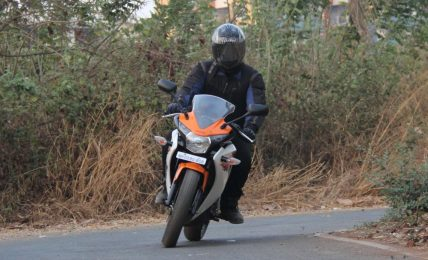 Honda CBR150R Long Term Test