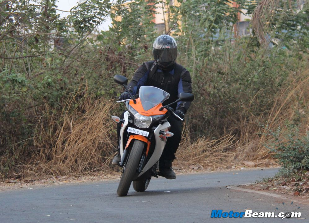 cbr 150r price in mumbai tiger