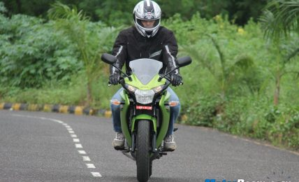Honda CBR150R Road Test