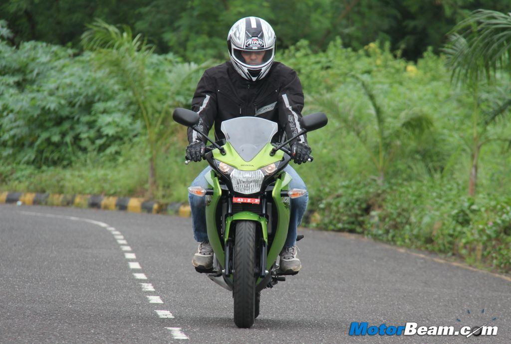 Honda Cbr150r Review Performance Specifications Price