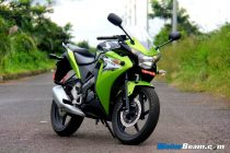 Honda CBR150R Test Ride Review