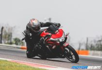 Honda CBR250R Track Experience Featured Image