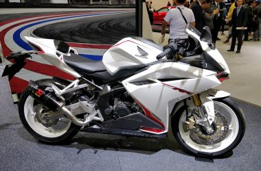 Honda CBR250RR Custom Concept Side Profile