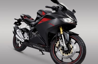 HondaCBR250RR Front Launch