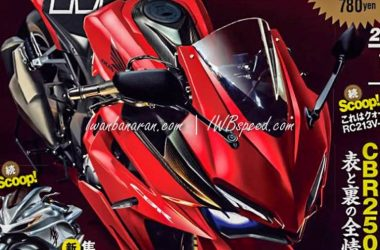 Honda CBR250RR Rendered, Indonesia Launch In 2016