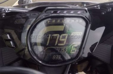 Honda CBR250RR Top Speed