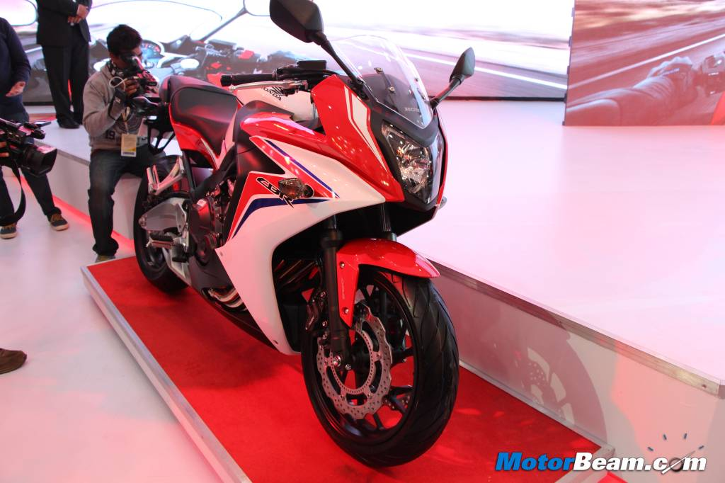 Honda CBR650F India Unveil