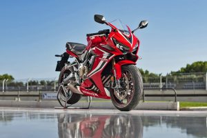 Honda CBR650R Specifications