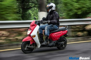 Honda CLIQ Test Ride Review