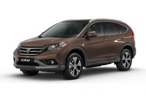 Honda CR-V Mileage