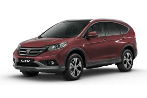 Honda CR-V Price