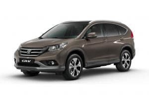 Honda CR-V Specifications