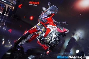 Honda Africa Twin Automatic Launch In July, Priced At ~Rs. 13.8 Lakhs
