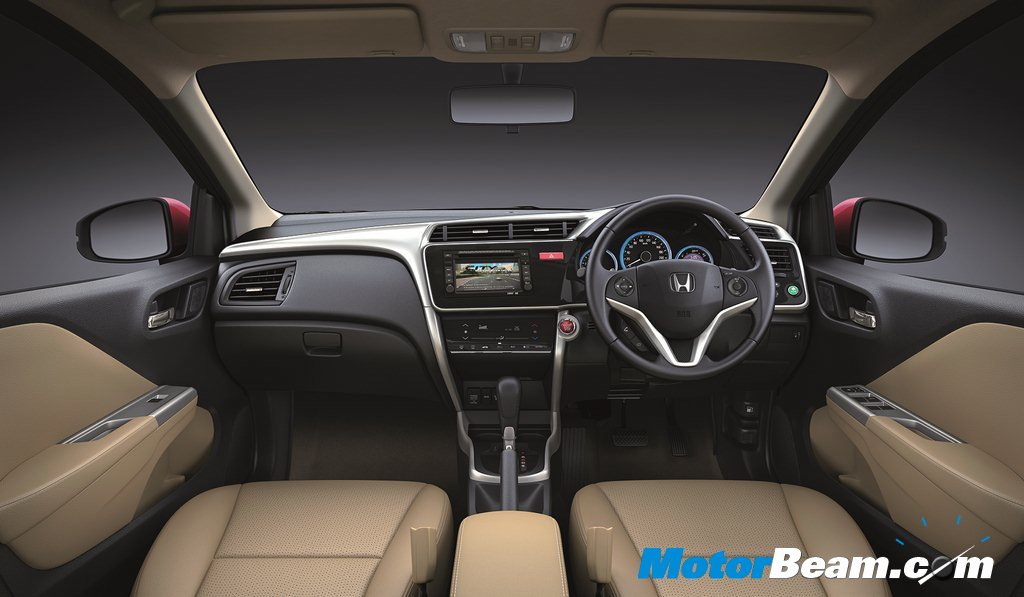 Honda City Vx O Variant Launched With Touchscreen Audio System
