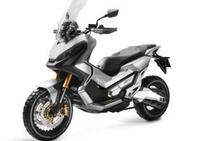 Honda City Adventure Scooter