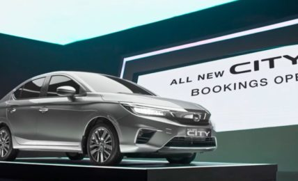 Honda City Bookings