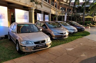 Honda City Celebrates 20 Years In India, 3.6 Million Units Sold