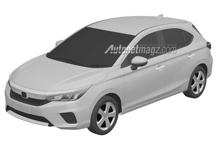 Honda City Hatchback Design