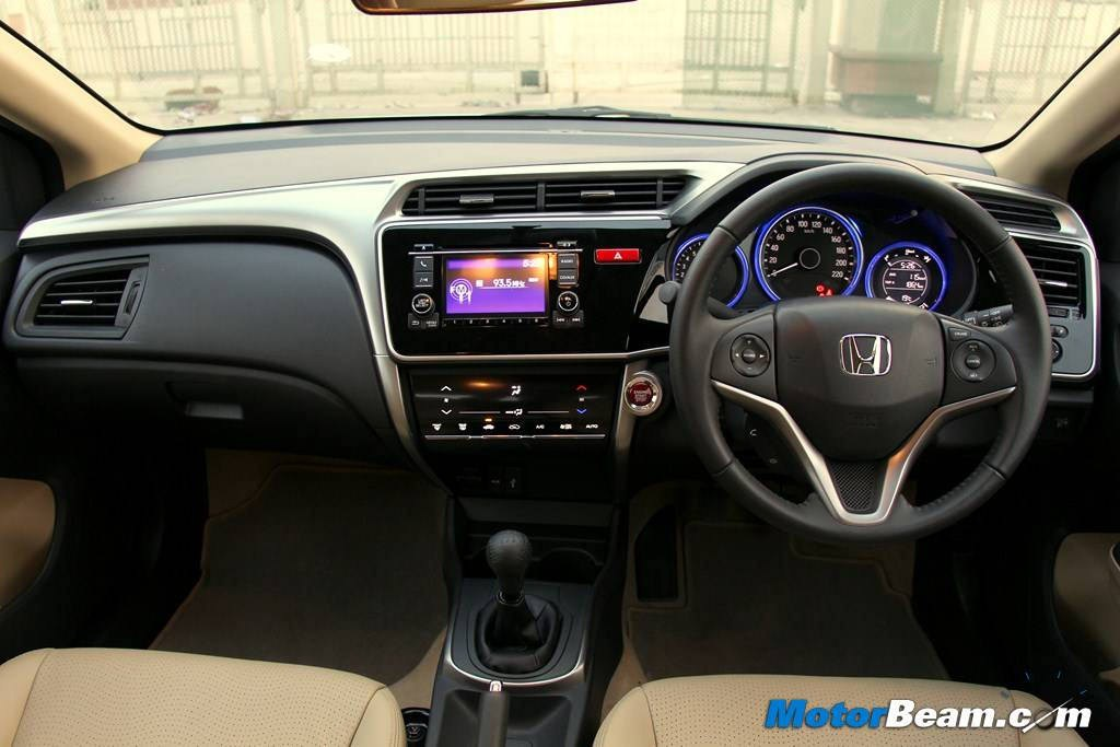 Honda City Shootout Dashboard