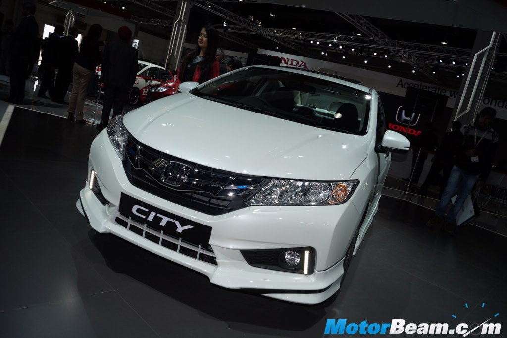 Honda City Special Edition 1